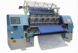 Yuxing Textile Quilting Machine, Shuttle Lock Stitch Quilting Duvet Machine, Comforter Quilting Machine pictures & photos