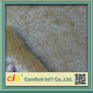 Fake Fur Fabric for Car Seat Cover/Garment pictures & photos