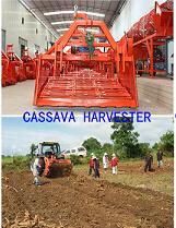 Manufacturing High Productivity Cassava/Manioc/Tapioca Harvesting Equipment