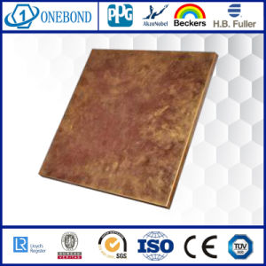 Marble Grain Aluminum Honeycomb Panel pictures & photos