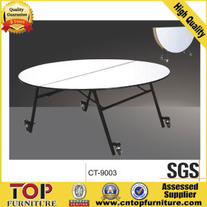 Folding Banquet Round Dining Table pictures & photos