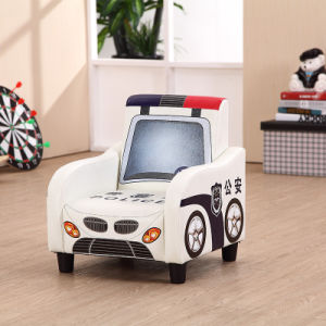 New Stylish Cop Police Car Baby Furniture Sofa (SF-203-2) pictures & photos