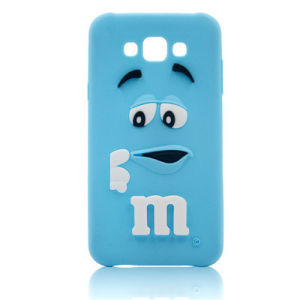 MM Beans Silicone Case for iPhone 5s 5 5s 6s 6splus S6 S7 Cell Phone Accessories pictures & photos