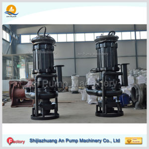 Heavy Duty Centrifugal Sand Transfer Pump Submersible Sand Pump, Submersible River Dredge Machine Submersible Sand Dredging Pump pictures & photos
