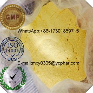 Yellowish Powder 1-Phenyl-2-Nitropropene (P2NP) CAS 705-60-2 pictures & photos