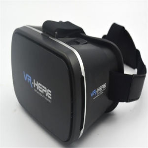 2016 Vr Here Virtual Reality 3D Anaglyph Glasses Baofeng Mojing for Smartphones