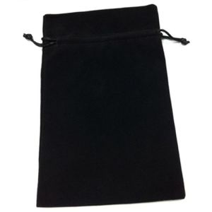 High Quality Velvet Jewelry Drawstring Pouches for Wholesale (CVB-1125) pictures & photos