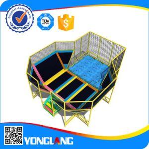 2015novelty Design Children Toy Popular Trampoline (YL-BC010) pictures & photos