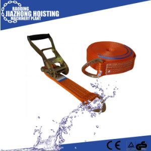 Cargo Lashing Strap/ Ratchet Tie Down Strap/ Load Binder pictures & photos