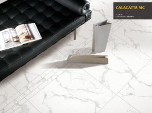 Biggest Size Calacatta Porcelain Flooring Tile pictures & photos
