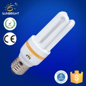 Wholesale CFL Bulbs 3u Ce Certificate 5-15W 8000h pictures & photos