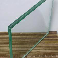 Laminated Glass for Glass House / Green House