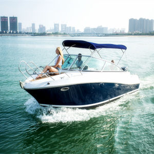 6.7m Fiberglass Sport Speed Fishing Boats for Sale pictures & photos