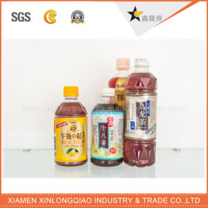 Customized Waterproof Printed Paper Adhesive Label Printing Beverage Bottle Sticker pictures & photos