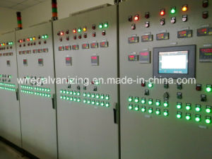 Steel Wire Heat Treatment Production Line pictures & photos