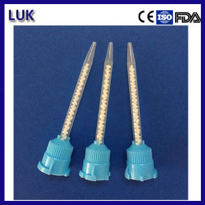 Hot Sale 1: 1 Blue Tapered HP Mixing Tips (MT-06) pictures & photos