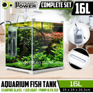 Modern Design LED Acrylic Fish Tank pictures & photos