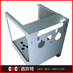 Precision Custom CNC Cutting Steel Fabricated pictures & photos