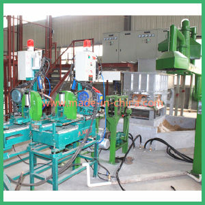 Horizontal 10~200mm Brass Rod Continuous Production Line pictures & photos