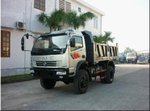 Dongfeng 4X4 Light Dumper Trcuk/off Road Tipper pictures & photos