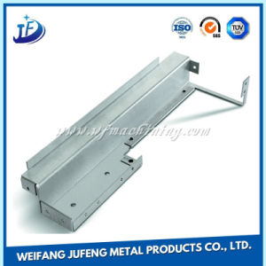 OEM ISO9001 Certified Precise Rivet Connection Metal Stamping Bracket pictures & photos