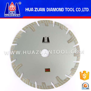 Diamond Blades with Protective Teeth for Granite Marble pictures & photos