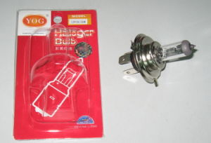 Motorcycle Parts Motorcycle Bulb of Headlight H4 P43t 12V35W35W pictures & photos
