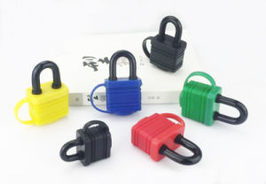Hot Sale Top Security Vane Key Laminated Iron Padlock (740WP) pictures & photos