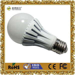 7W LED Bulb E27 E26 B22 with CE Certification pictures & photos