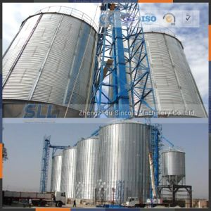 Galvanized Assembly Grain Storage Steel Silos for Farming pictures & photos