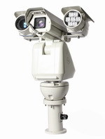 Integrated Pan Tilt PTZ CCTV Camera pictures & photos