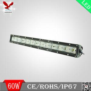 Porfessional Manufacturer! Single Row off Road LED Light Bar, CREE LED Light Bar, Auto Lamp, LED Light, CE, RoHS, IP67