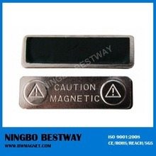 N40 Name Badge Magnetic Holders pictures & photos