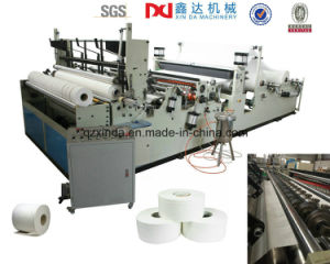 High Performance Maxi Roll Toilet Paper Making Machine, Bobbin Paper Industrial Machine pictures & photos