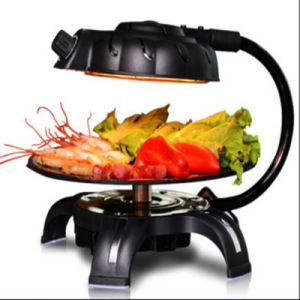 Infrared 3D Smokeless Indoor Barbeque Grill
