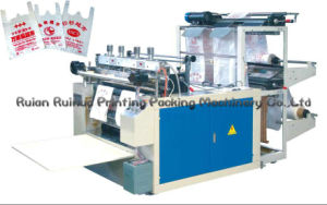 Semi-Automatic Sealing Bag Making Machine pictures & photos