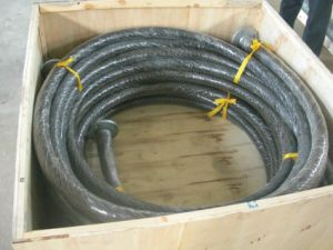 Highly Flexible Ceramic Lined Rubber Hose Manufacturer in China pictures & photos