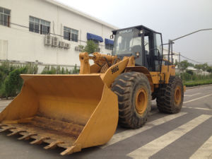 Used Cat 966g Wheel Loader, Used Caterpiller Loader for Sale pictures & photos