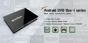 DVB-T/T2, S/S2, C, ISDB IPTV Box pictures & photos