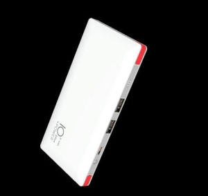 10000mA Mobile Power While Charging Four Digital Products Power Bank pictures & photos
