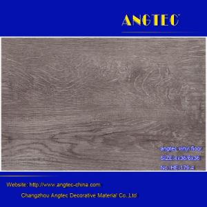 Plastic Flooring Looks Like Wood 5mm Vinyl Flooring pictures & photos