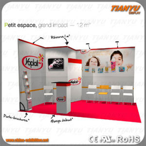 Advertising Trade Show Exhibition Booth Builder pictures & photos