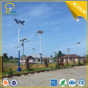Manufacturer Price 6m 30W LED Light with Solar Panel pictures & photos