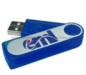 4GB 8GB 16GB 32GB Twister USB Flash with Logo Printing (307) pictures & photos