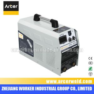 Dual Voltage 220/380 Inverter Arc Welding Machine pictures & photos