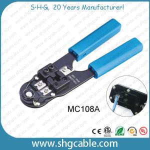 Profession Modular Plug Crimper for LAN Cable Cat5e 8p8c RJ45 Connector pictures & photos