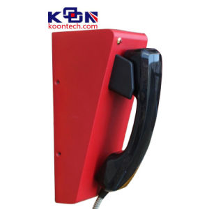 Anti-Explosion-Proof Telephone GSM Public Telephone Knzd-28 pictures & photos