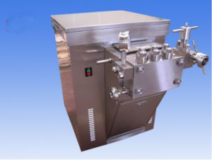 Industrial Use High Pressure 500L/H Juice Homogenizer pictures & photos