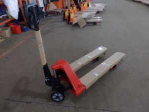 Manual Hand Pallet Truck pictures & photos