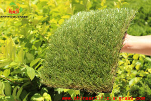 25mm Shortcut Landscaping Artificial Grass for Roof